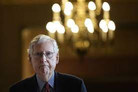 Mitch McConnell Accuses Democrats of ...