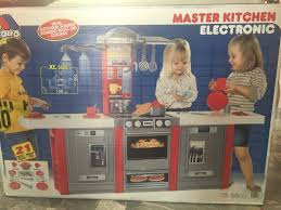 Molto Master Electronic Kitchen With Lights Molto Master Kitchen Electronic