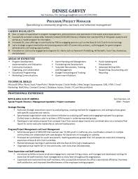 Assistant Manager Sample Resume Account Manager Resume Sample