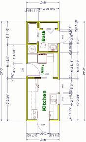 home floor plan core module
