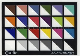Gretagmacbeth Colorchecker Chart The Colorchecker Pages Page 1 Of 3