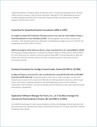 Senior Project Manager Resume Example Best of Senior Project Manager Resume Sample Roddyschrock