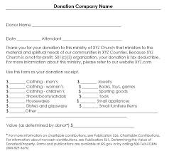 donation receipt forms 12 free sample donation contribution receipt templates printable