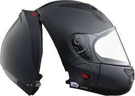 vozz helmets just made putting on your motorcycle helmet