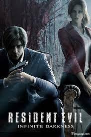 Resident Evil Infinite Darkness (2021 ...