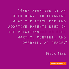 "Open Adoption Is..."" 30 Quotes From Our Facebook Community"