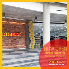 Mr Diy Mr Diy 424th Store Now Open At Alamanda Facebook