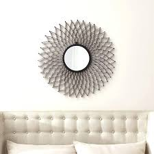 round wall mirror wood popular round wall mirror within dahlia crate and barrel remodel full length round wall mirror wood
