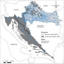 Bundeswasserstraßen kanäle deutschland karte : Mayfly Response To Different Stress Types In Small And Mid Sized Lowland Rivers