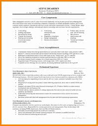 Core Competencies Resume Examples Awesome Qualifications In