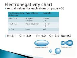 Example Of Electronegativity Images - Resume Cover Letter Examples