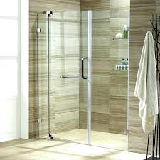 kohler frameless shower door pivot shower doors pirouette x pivot shower door pivot shower door revel