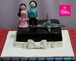 Air Force Anniversary Cake Marriage Anniversary Cake