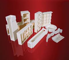 Morgan Thermal Ceramics Morgan Thermal Ceramics Offers Ceroxar Fired Refractory Shapes And