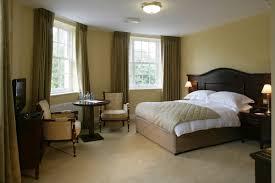 Fantastic Bedroom Decoration Using Bedroom Good Colors Wall Paint : Classy  Bedroom Decoration Using Curved Black ...