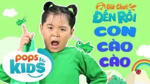 n game unblocked: POPS Kids [S2] Giờ Chơi Đến Rồi Tập 1 - Con Cào Cào - Bé  Hoàng Bách - Nhạc Thiếu Nhi Hay Cho Bé
