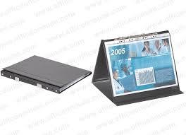 Durable Table Flipchart A3 Landscape Black Office