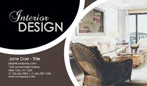 Interior Design Business Cards Gorgeous Business Cards Interior Design