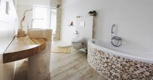 Modernes Badezimmer Naturstein Drewkasunic Designs