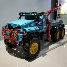 HOT SALE Technic Radio Remote Control 6x6 All Terrain Tow Truck ...