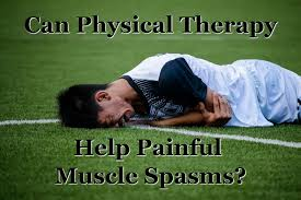 what helps painful muscle spasms
