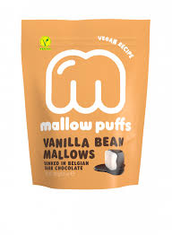 Mallow Puffs: Vegan marshmallows