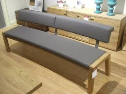 Kitchen bench with Backrest