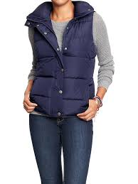 Women's Frost Free Quilted Vests Product Image | Christmas ... & Navy puffy vest, quilted, warm through the winter Adamdwight.com