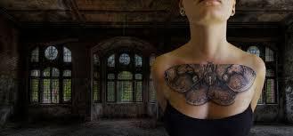 Tetování Motýl Na Záda