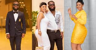 43-Year-Old Nana Ama McBrown Warned To Behave Well On Live TV After Marrying A 32-Year-Old Maxwell