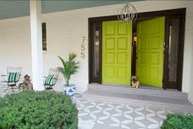 modern front door colors. Simple Door Modern Masters NonFading Front Door Paint In Color Fortunate  This Old  House Magazine  For Colors P