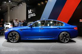 2018 bmw m5. simple 2018 2018 bmw m5 flaunts 600 hp awd and frozen red paint in bmw m5