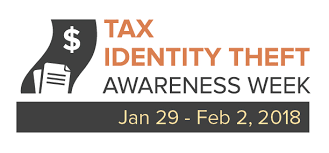 Theft Awareness Consumer Identity Blog Tax Week Mass Affairs