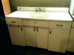 vintage metal sink cabinet sweetbabygirlco metal kitchen sink base cabinet vintage metal kitchen sink base cabinet