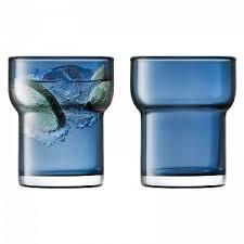 <b>Набор стаканов</b> 2 шт. <b>300</b> мл <b>Utility</b> синий - цена, фото ...