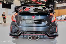honda civic 2018 black. Perfect Honda Honda Civic Type R Prototype For Honda Civic 2018 Black