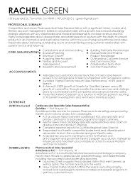 Sales Representative Resume Extraordinary Pharmaceutical Rep Resume for Your Professional 61