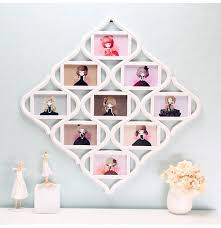 chinese knot 9 image family photo frame
