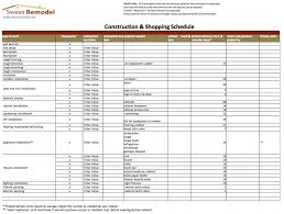 home construction schedule template excel excel construction schedule template new template quality control