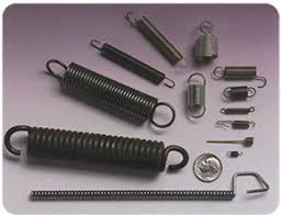 extension springs. extension springs