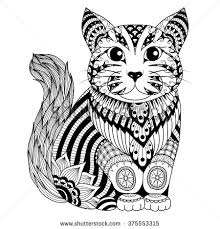 Kleurplaat Draw So Cute Pusheen Cat Hapy Friends Shoppe How To Make