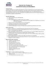 Resident Assistant Job Description Resume resident assistant resume Savebtsaco 1