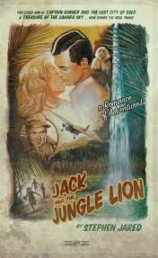 book giveaway jack and the jungle lion