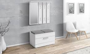 cheap hallway furniture. Groupon Goods Global GmbH: Opal Shoe Storage And Mirror Hallway Furniture Set With Free Delivery Cheap E