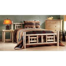 Log Bedroom Furniture Rustic Cedar Log Bedroom Furniture Best Bedroom Ideas 2017