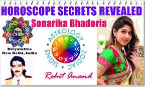 Astrology Marriage Compatibility Chart Sonarika Bhadoria Zodiac Horoscope Birth Charts Kundali