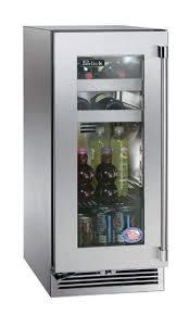 Abt Apple Vending Machine Adorable Perlick 48 Glass Door Left Hinged Beverage Center HP48BO4848L