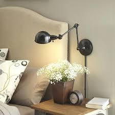 how tall should bedroom lamps be