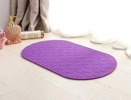 heated bath mat food grade reused silicone bath mat heated bath mats padded bath mat