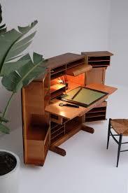 Furniture Box City Furniture 1960s Magic In Box Desk In Teak